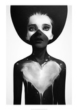 Hold On Kunstdruck von Ruben Ireland