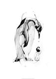 Penguin Fuel Prints by Alexis Marcou