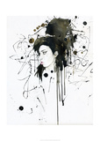 Amy Poster par Lora Zombie