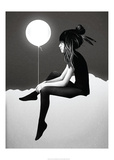 No Such Thing as Nothing by Night Poster von Ruben Ireland