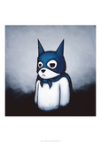Bat Bear Affischer av Luke Chueh