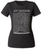 Women's: Joy Division- Unknown Pleasures T-Shirts