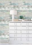 Beachwood Peel & Stick Wallpaper Avtagbar tapet