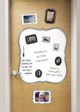 Photo Op Dry Erase Messenger Board Adesivo de parede