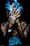 Wiz Khalifa- Smoke Posters