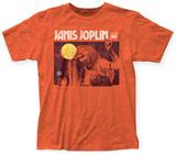 Janis Joplin- Singing At 33 1/3 rpms T-Shirt