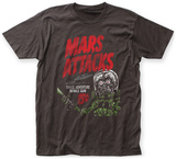 Mars Attacks- Space Adventure Bubble Gum T-Shirt