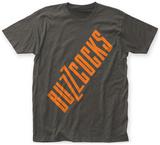 Buzzcocks- Slanted Logo T-shirts