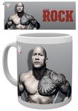WWE The Rock Mug Krus