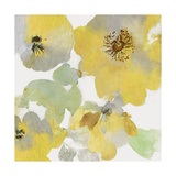 Sunny Floral I Plakater av Asia Jensen