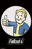 Fallout 4- Vault Boy Posters