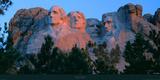 Le Mont Rushmore Julisteet tekijänä Alain Thomas