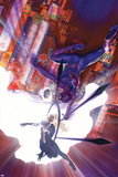 The Amazing Spider-Man No.7 Cover, Featuring Spider-Man, Cloak and Dagger Plakater av Alex Ross