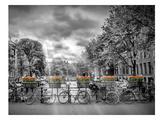 Typical Amsterdam Posters por Melanie Viola