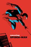 The Amazing Spider-Man No.7 Cover Plakat av Michael Cho