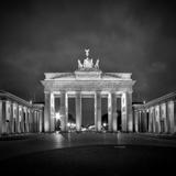 Berlin Brandenburg Gate Giclée-tryk af Melanie Viola