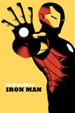 Invincible Iron Man No.6 Cover Poster