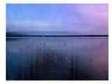 Scenery Art Finland Landscape Stampa di Melanie Viola