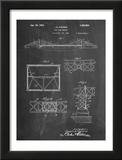 Golden Gate Bridge Patent, Long Span Bridge Arte