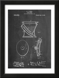 Water Closet Patent Prints