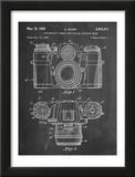 Photographic Camera Patent Prints