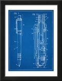 Ballpoint Pen Patent Pôsters