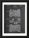 Fassin Photographic Camera Patent Prints