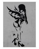 Amy Affiches par  Banksy