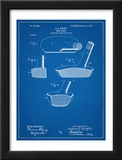 Golf Club Putter Patent Posters