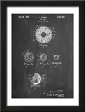 Golf Ball Patent Posters