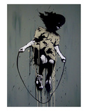 Skipping Kunstdrucke von  Banksy