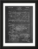 Pinball Machine Patent Prints