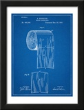 Toilet Paper Patent Posters