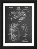 Helicopter Patent Posters