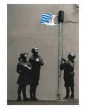 Tesco Flag Plakater av  Banksy