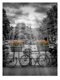 Typical Amsterdam II Prints by Melanie Viola