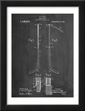 Hockey Stick Patent Posters