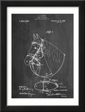 Horse Bridle Patent Arte