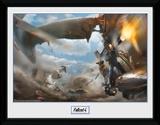 Fallout Wiribird Door Gunner Stampa del collezionista