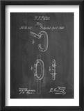 Caribiner Ring Patent Kunst