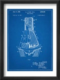 Space Capsule, Space Shuttle Patent Prints
