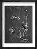 Guitar Vibrato, Wammy Bar Patent Prints