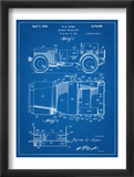 Willy's Jeep Patent Prints