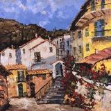 Port To Lucca II Kunstdrucke von Valenti