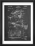 Basketball Goal With Backboard Patent 1960 Prints