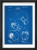 Boxing Glove Patent 1898 Prints