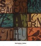 Ali Stampe di Suzanna Anna
