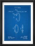 Caribiner Ring Patent Plakater