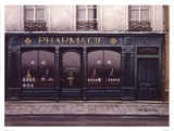 Pharmacie Prints by Andre Renoux