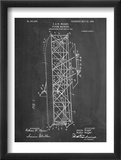 Wright Brother's Flying Machine Patent Posters